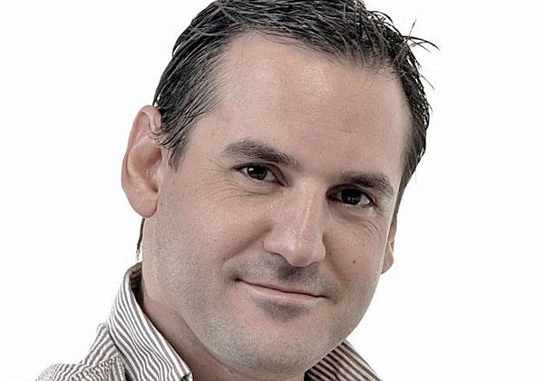 אבשלום איש-לב, מנהל תחום ניהול זהויות ב-One1. צילום: הדס לוי