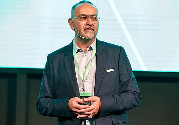 פיליפ ברמי, מנכ''ל שניידר אלקטריק ישראל. צילום: ניב קנטור