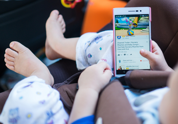 הקנס, בגין הפרה לכאורה של פרטיות הילדים ביוטיוב. צילום: BigStock