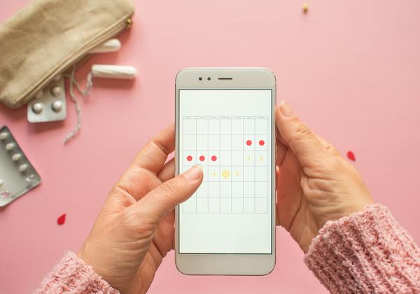 מעבירות לפייסבוק את כל המידע הכי אישי. אפליקציות מעקב פופולריות אחרי המחזור החודשי. צילום אילוסטרציה: BigStock