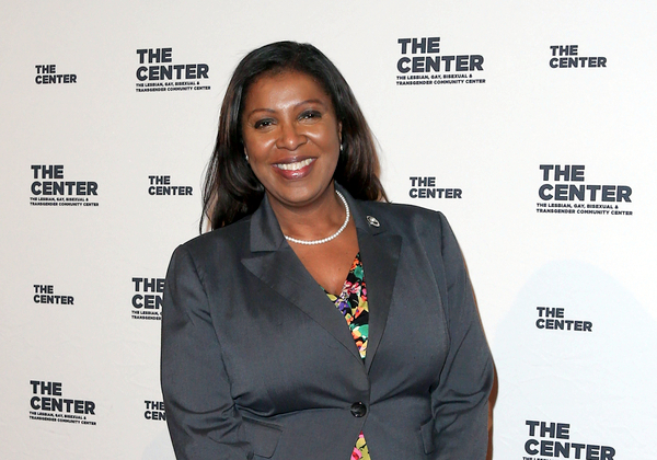 גאה לבשר על החקירה. לטיטיה ג'יימס, התובעת הכללית של ניו יורק. צילום: BigStock