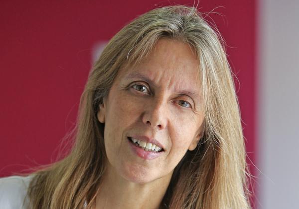 """ד""""ר ססיליה וייסמן, סמנכ""""לית למחקר ופתוח במיינדסט, זרוע החדשנות של מטח. צילום: יח""""צ"""