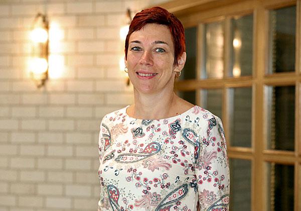 מירלה דנצ'ו, מנהלת אזורית לאסטרטגיה ופיתוח עסקי ב-APC מבית שניידר אלקטריק. צילום: ניב קנטור