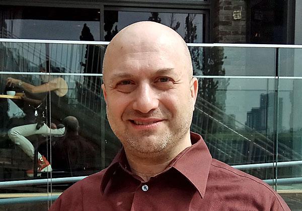 """אבי דוגלן, מנכ""""ל באונס סקיוריטי וחבר הנהלת OWASP ישראל. צילום: יח""""צ"""