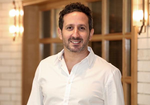 איתן אלי, מנהל פעילות APC שניידר אלקטריק ישראל. צילום: ניב קנטור