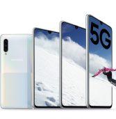סמסונג הכריזה על מכשיר ראשון בסדרת הביניים שתומך ב-5G