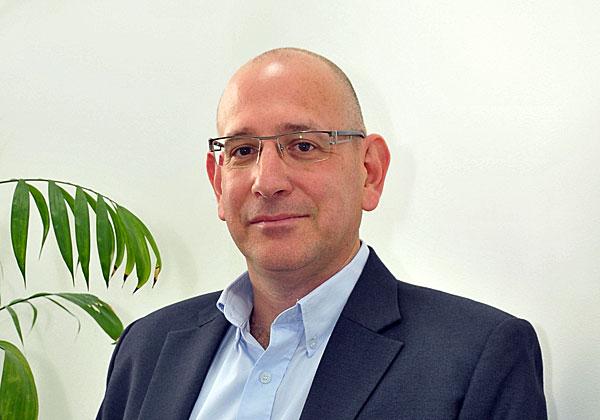 """אורי תדמור, נשיא KLA ישראל. צילום: יח""""צ"""