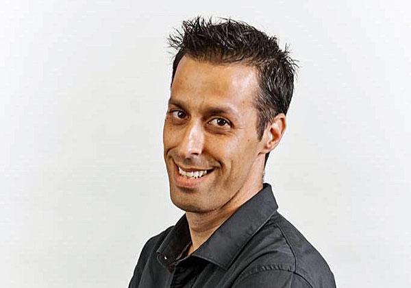 גיא וריטאס, מנהל מכירות בכיר ב-וריטאס ישראל. צילום: שני קמרני
