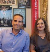 באו לבקר במאורת הנמר: ניר אמקייס ופיאנה ז'בלב, One1
