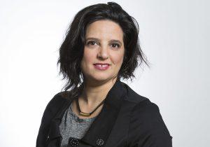 """דורית בר, סמנכ""""לית משאבי אנוש במלם תים. צילום: רז רוגובסקי"""