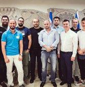 עם AllStars-IT מקייב לישראל – ובחזרה