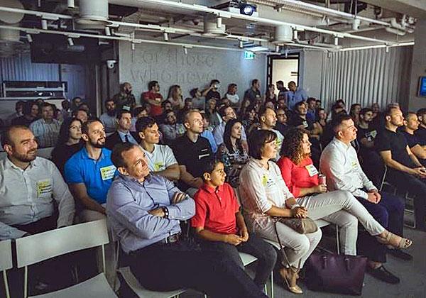 משתתפים בכנס. צילום: אלכסיי פיבוברצב