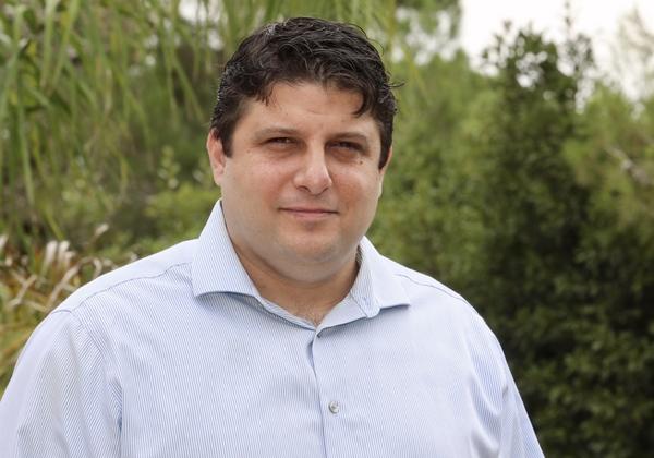 משה בריק, מנהל שותפי OEM, מיקרוסופט ישראל. צילום: ניב קנטור