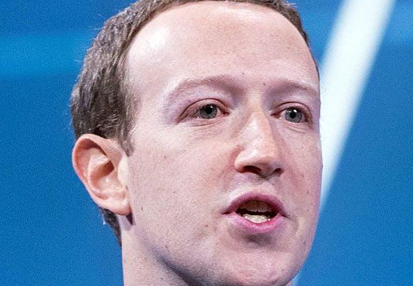 """נדרש להתייצב """"בהתנדבות"""" בסנאט. מארק צוקרברג, מייסד ומנכ""""ל פייסבוק. צילום: אנתוני קוינטאנו, מתוך ויקיפדיה"""