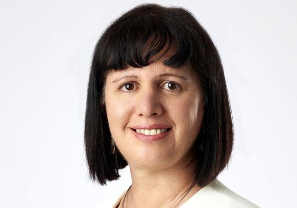 רותי אדר, מנהלת מרכז החדשנות של סמסונג בישראל. צילום: Harman