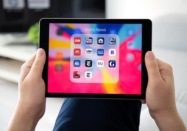 iPad Pro. צילום: מתוך BigStock