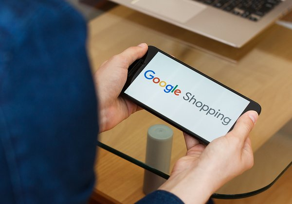 Google Shopping. צילום: BigStock