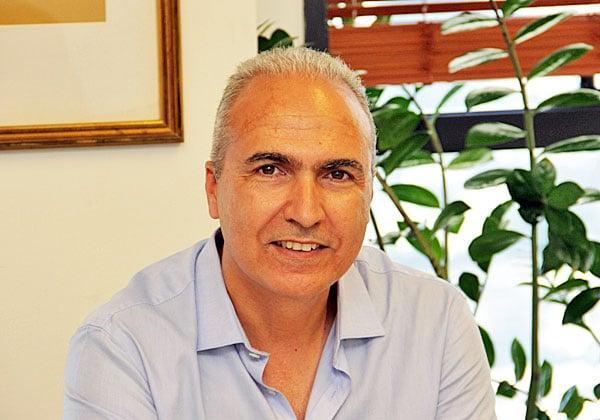 אבישי כהן, מנהל חדשנות וטכנולוגיות באמדיאוס. צילום: יניב פאר