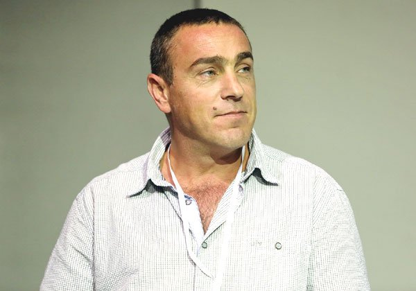 דוד קנטרוביץ', יועץ בכיר לאבטחת סייבר במערכות SCADA. צילום: ניב קנטור