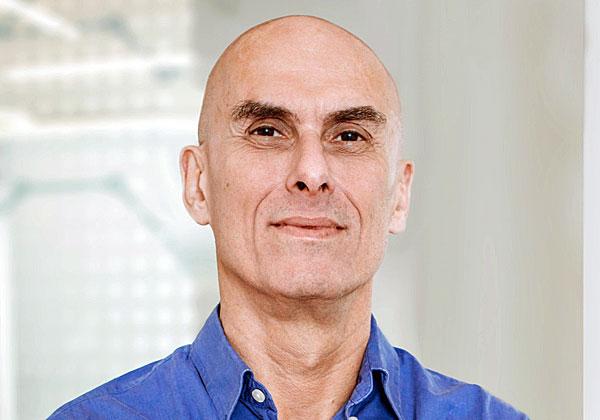 """דורון גיל, סמנכ""""ל הטכנולוגיות של Logz.io. צילום: פביאנה קוקוביי"""