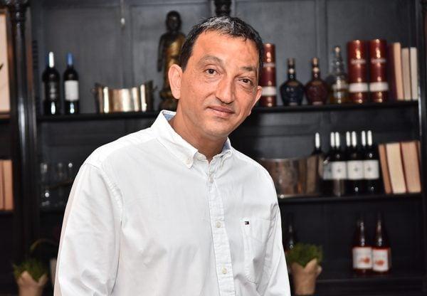 עופר אזולאי, מנהל פעילות וריטאס בישראל. צילום: יואל כורש