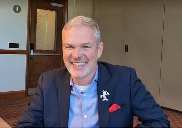 """ג'ון מרטין, סמנכ""""ל השיווק העולמי, היטאצ'י ונטרה. צילום: פלי הנמר"""