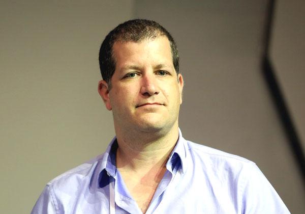 """רותם בר, מנהל ה-IT והסייבר של קצא""""א. צילום: ניב קנטור"""
