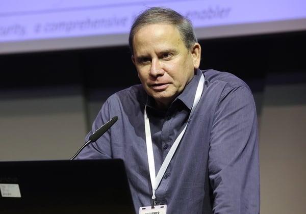 """בוקי כרמלי, מנכ""""ל רשות הסייבר הישראלית לשעבר. צילום: ניב קנטור"""