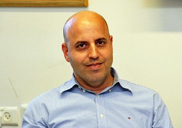 קובי יוסף, סמנכ''ל הטכנולוגיות של דיזנהאוז. צילום: יניב פאר