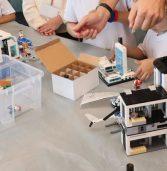 ילדי אורקל ישראל בונים עיר חכמה מלגו