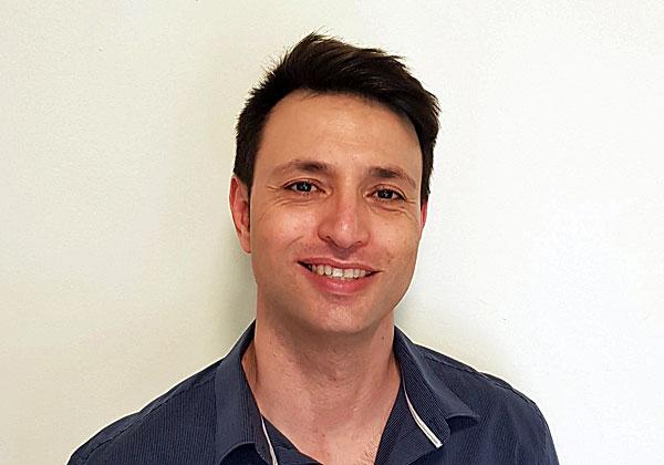 יהודה נעים, מנהל אגף הדיגיטל באלעד מערכות. צילום פרטי