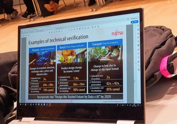 תעשיות אחדות בהן פוג'יטסו מציעה שירותיה הגלובליים. צילום: פלי הנמר