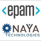 נאיה טכנולוגיות נרכשה על ידי ענקית הפרויקטים EPAM