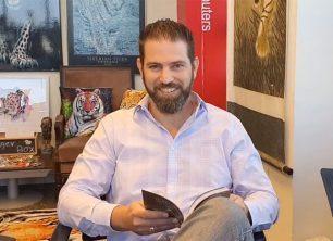בא לבקר במאורת הנמר: אלון חיימוביץ', מיקרוסופט ישראל