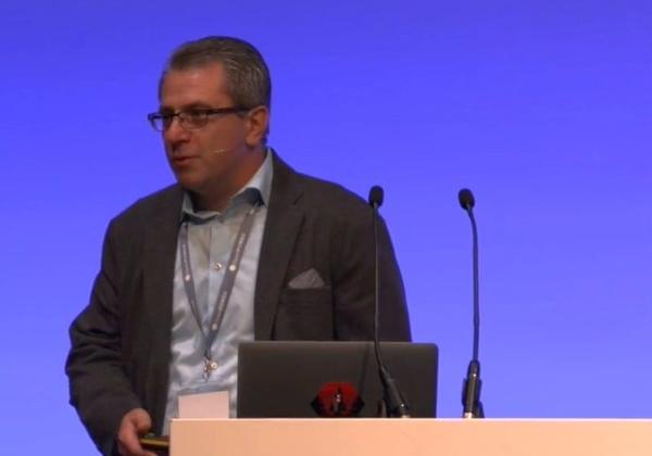 יאן פישר, אוונגליסט גלובלי לטכנולוגיות מתקדמות ברד-האט. צילום: רד-האט