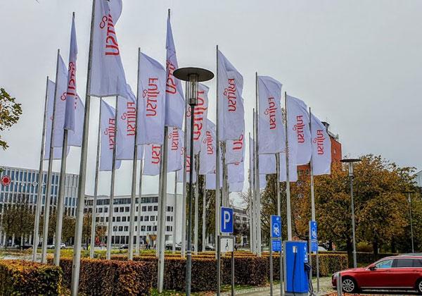 כנס Fujisu Forum 2019 במינכן. צילום: פלי הנמר