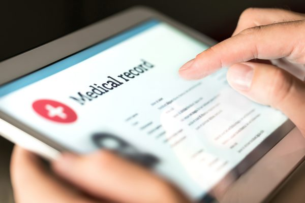 נתוני בריאות ורשומות רפואיות אישיות. אילוסטרציה: BigStock