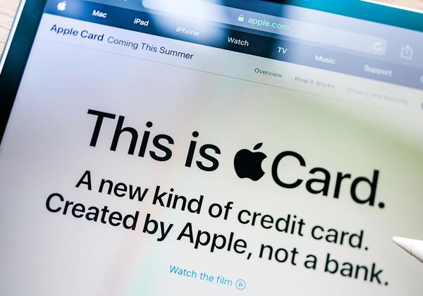 Apple Card. צילום: BigStock