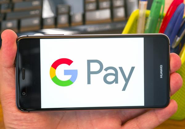אפליקציית Google Pay של גוגל. צילום אילוסטרציה: BigStock