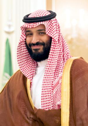 יורש העצר הסעודי, מוחמד בן סלמאן. צילום: וויקיפדיה