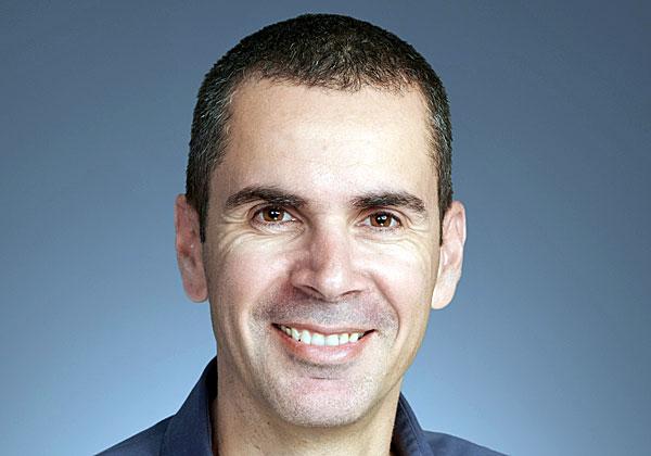 """מוטי פנחס, סמנכ""""ל הטכנולוגיות של מלם תים. צילום: דויד גראב"""