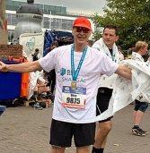 משלחת מחברת RBS Projects צלחה את מרתון אמסטרדם