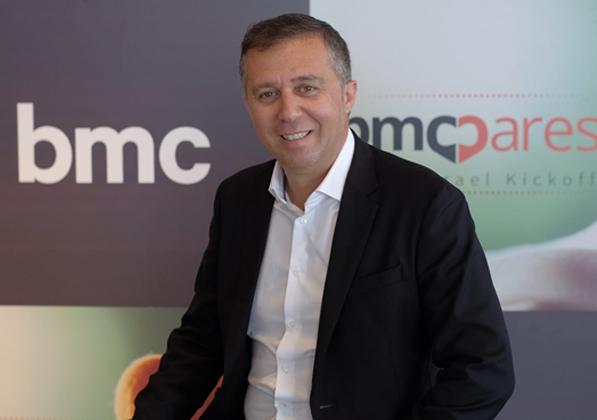 יורם אלול, מנהל אזור ישראל ומזרח אירופה ב-BMC. צילום: אסף ספקטור