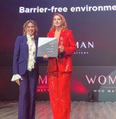 בעד הכוח הנשי: פרס ל-גט ברוסיה עבור פעילותה בקידום גיוון תעסוקתי