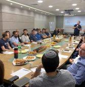 אירוע שעסק ב-Offshore, שמחזק את התעשייה הישראלית