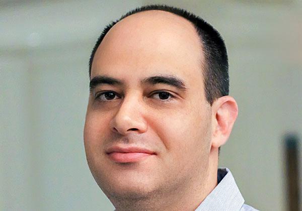 """אריאל ברקמן, סמנכ""""ל הטכנולוגיות ומייסד משותף של OwnBackup. צילום: יח""""צ"""