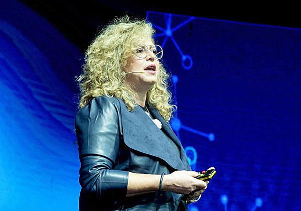 """רונית אטד, מנכ""""לית מיקרוסופט ישראל. צילום: יעל אמיר"""