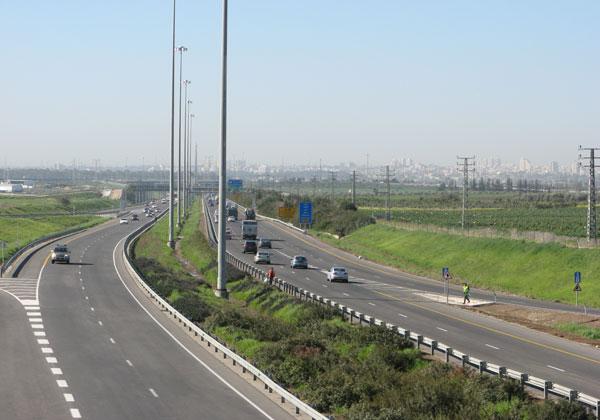 """גם ההאקרים """"נוסעים"""" בכביש 6. צילום: יעקב, מתוך ויקיפדיה"""
