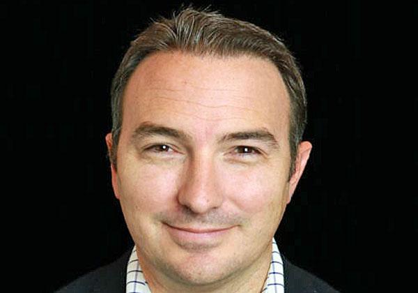 """סקוט מולינס, ראש תחום שירותים פיננסיים ופיתוח עסקי ב-AWS. צילום: יח""""צ"""