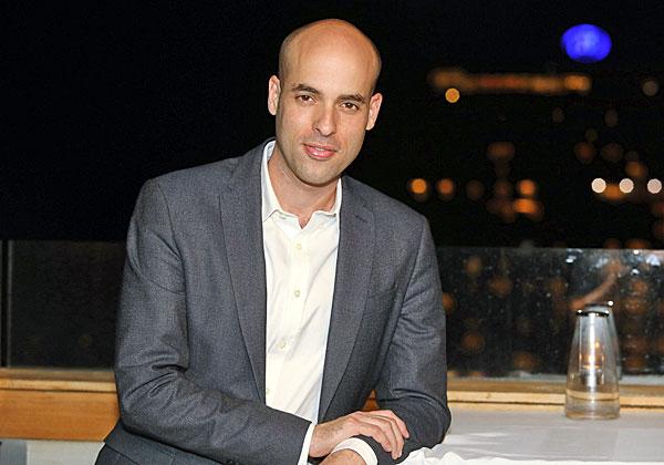 ארן אראל, מנהל הפעילות של F5 בישראל, יוון וקפריסין. צילום: ניב קנטור